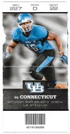 2013 NCAAF University of Buffalo ticket vc UConn