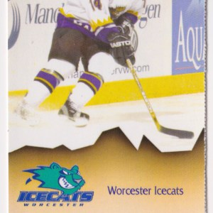 2004 Manchester Monarchs vs Worcester IceCats 3/12/2004