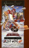 1995 Colorado Avalanche inaugural game ticket stub