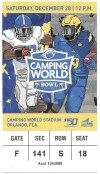 2019 Camping World Bowl  Notre Dame vs Iowa State
