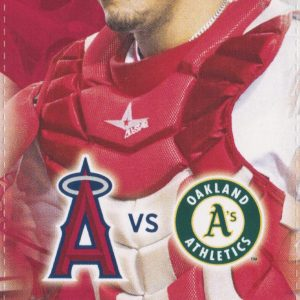 2016 Los Angeles Angels vs Oakland Sep 27