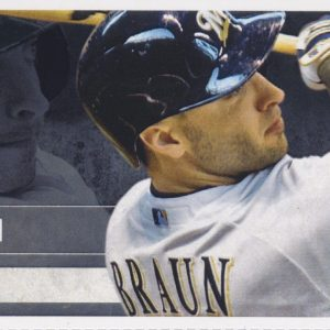 2015 Brewers Full Ticket vs Cardinals Votto Frazier HRs
