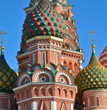 Goedkope vliegtickets Moskou