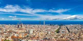 Goedkope vliegtickets Barcelona