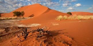 Goedkope vliegtickets Namibië