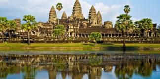 Goedkope vliegtickets Cambodja