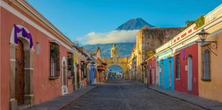 Goedkope vliegtickets Guatemala