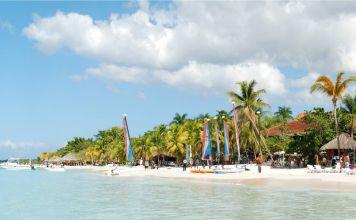 Negril beach Jamaica
