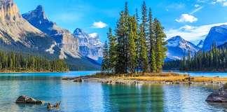 Goedkope vliegtickets westen Canada en Verenigde Staten