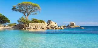 Vliegtickets Corsica