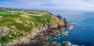 Vliegtickets Guernsey