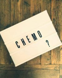 OH NO I need chemo! What is chemo?