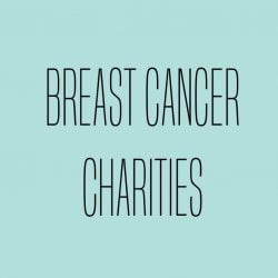 Directory of breast cancer charities