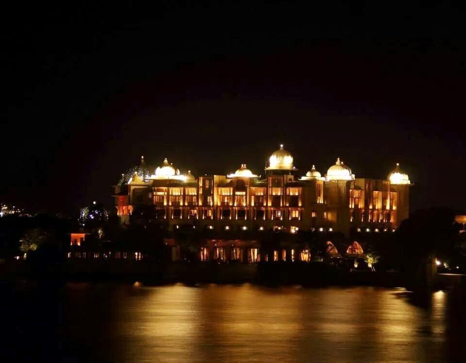Udaipur: Leela Palace Hotel