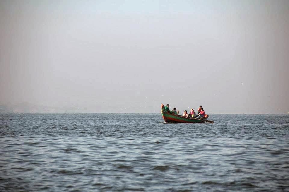 Bhigwan: Fishing Boat