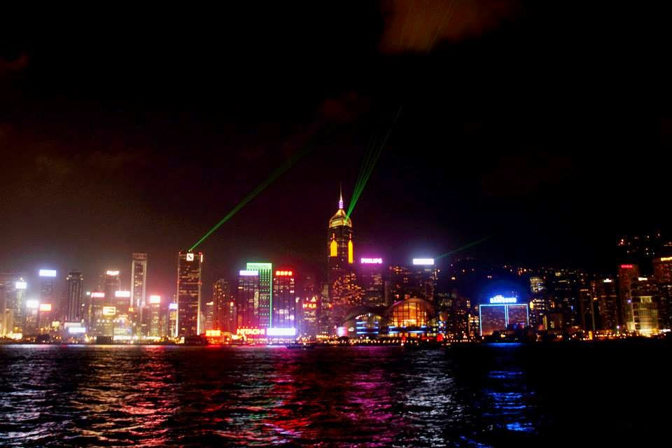 Hong Kong: Symphony of Lights