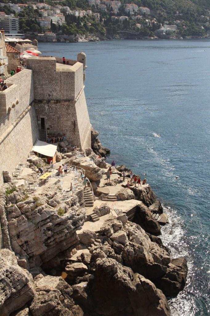 Dubrovnik: Buza Bar