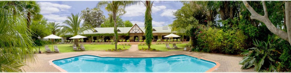 Oudtshoorn: Hlangana Lodge (picture courtesy - Hlanaga Logde)