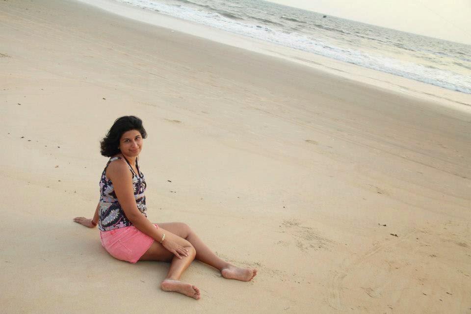Pristine beaches of South Goa