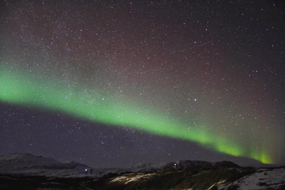 Northern Lights (pic courtesy: K Preetam)