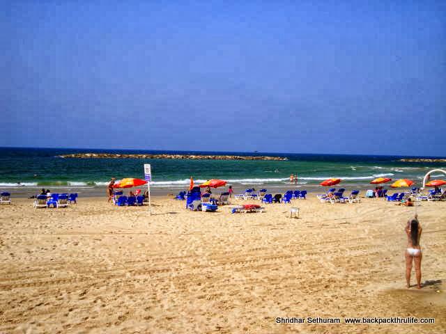 TelAviv-Beachy Sights