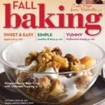 Betty Crocker Fall Baking Cover Contest