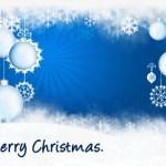 Christmas Blessings!