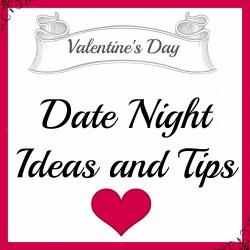 Valentine's Date Ideas Button