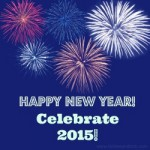 Happy New Year! Welcoming 2015!