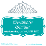 **New Post** The Diva's Corner {When Anger Takes Over}