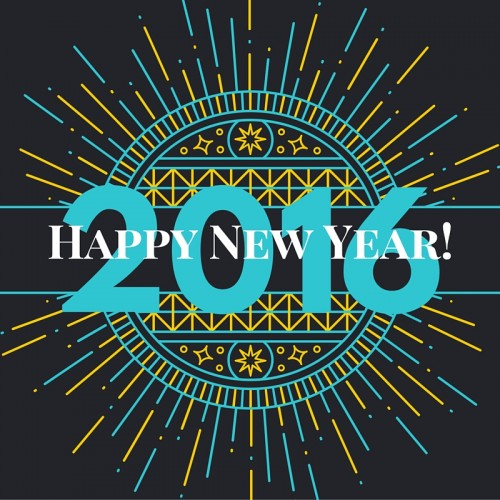 Happy New Year! {Greatness in 2016}
