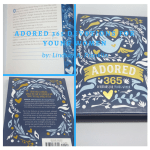Book Review Highlights: Adored 365 Devotions for Young Women