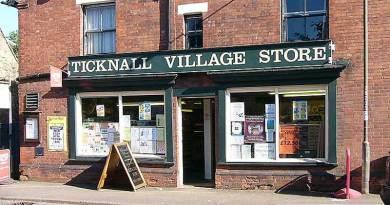Ticknall Village Store