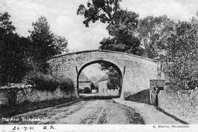 Ticknall Arch