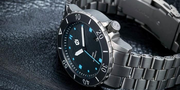 Hamtun H1 - Blue Side Leather