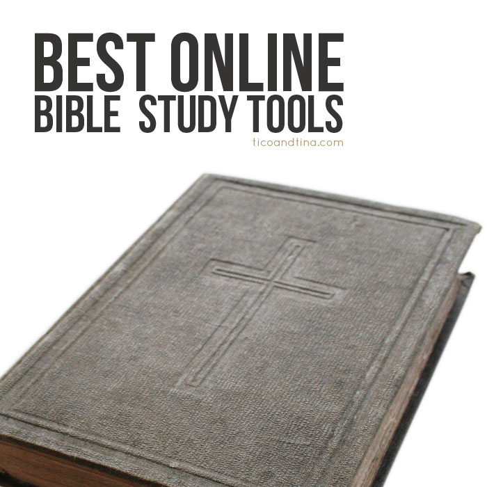 Top 10 Bible Study Software Programs | Jim Erwin