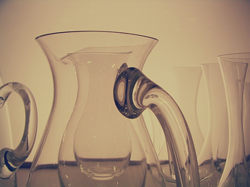 16+ Things to Get Rid of to Reduce Kitchen Clutter - get rid of pitchers