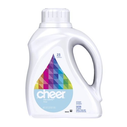 this he detergent is also high efficiency certified it is great with keeping clothes fresh and bright but this particular detergent can be difficult to