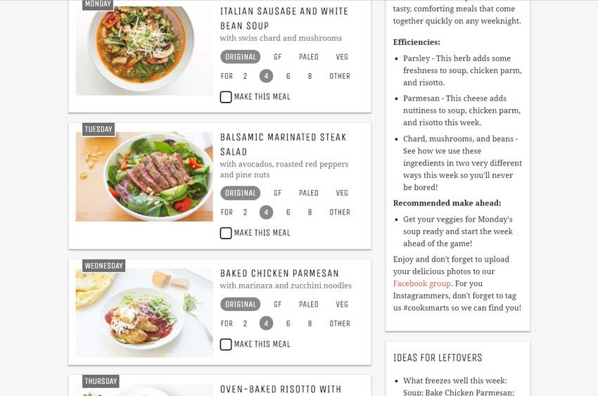20 tools that will help you crush weekly meal planning | how to plan meals, how to meal plan, easy meal plans | cooksmart review