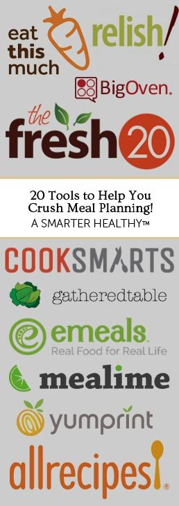 20 tools that will help you crush weekly meal planning | how to plan meals, how to meal plan, easy meal plans | healthy family menu idea review