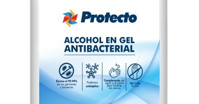 ALCOHOL GEL PROTECTO