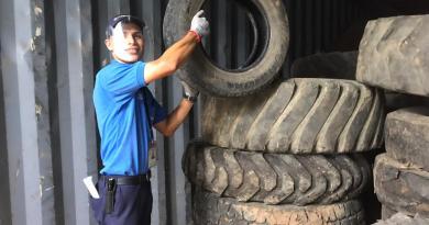 Alianza CFIA, Riteve y Fundellantas apertura un nuevo punto de recolección de llantas en Curridabat