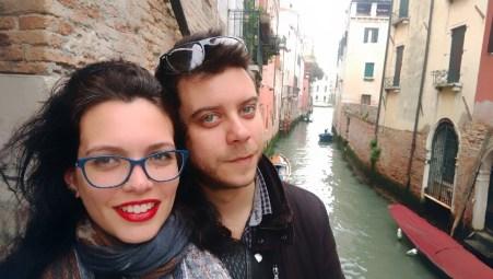 Venezia, Silvia e Simone