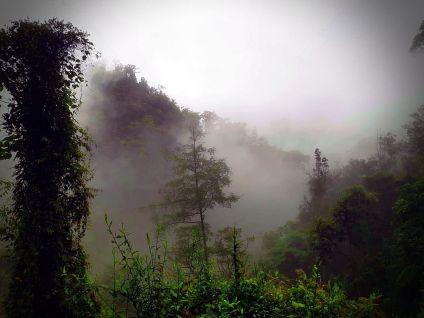 Caminata Hiking Catarata las Peñas