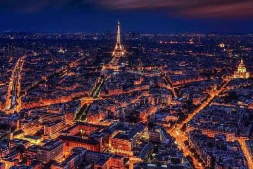 voyage en France - Paris
