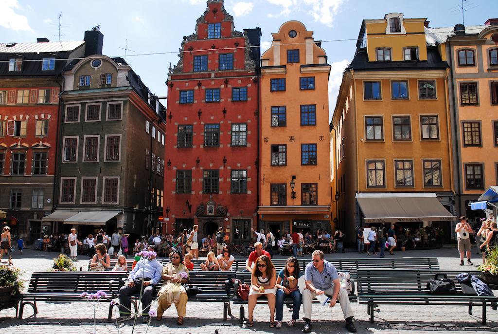 ou partir en octobre stockholm gamla stan