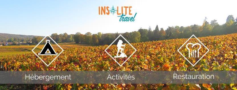 Start-ups Novembre Voyager Pas Cher Insolite Travel Présentations