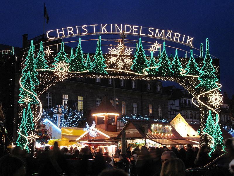 ou partir en décembre strasbourg marché de noel décorations illuminations