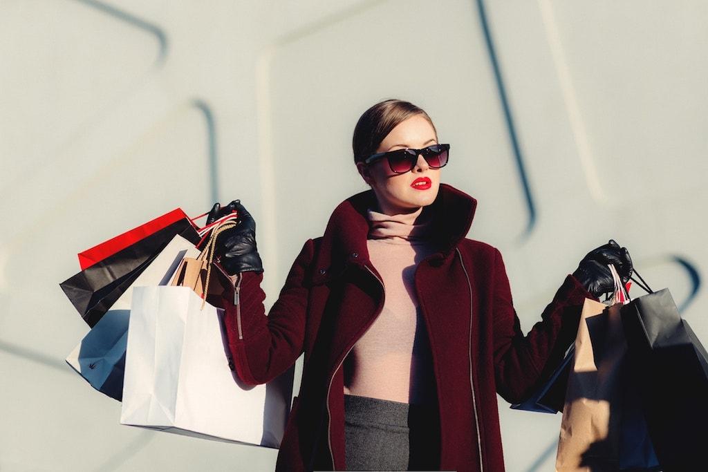 Top 5 des choses à faire à Londres avant le 29 mars 2019 Oxford Street Harrods shopping fashion victim