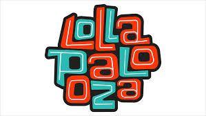 lollapalooza Juillet 2019 logo